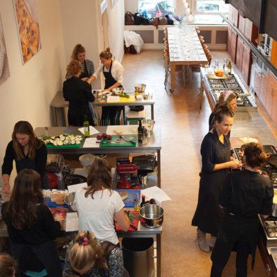 particuliere kookworkshops amsterdam