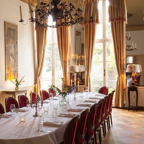 Private dining Amsterdam zakelijk